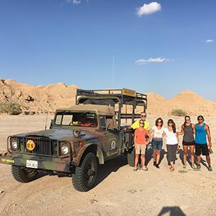 Public Desert Tours