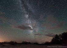 Celestial Overnight Camping Trip